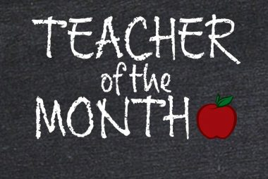 MAKE A DONATION TODAY or NOMINATE YOUR FAVORITE TEACHER!!